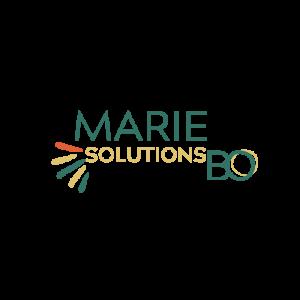 Marie Bo Solutions logo